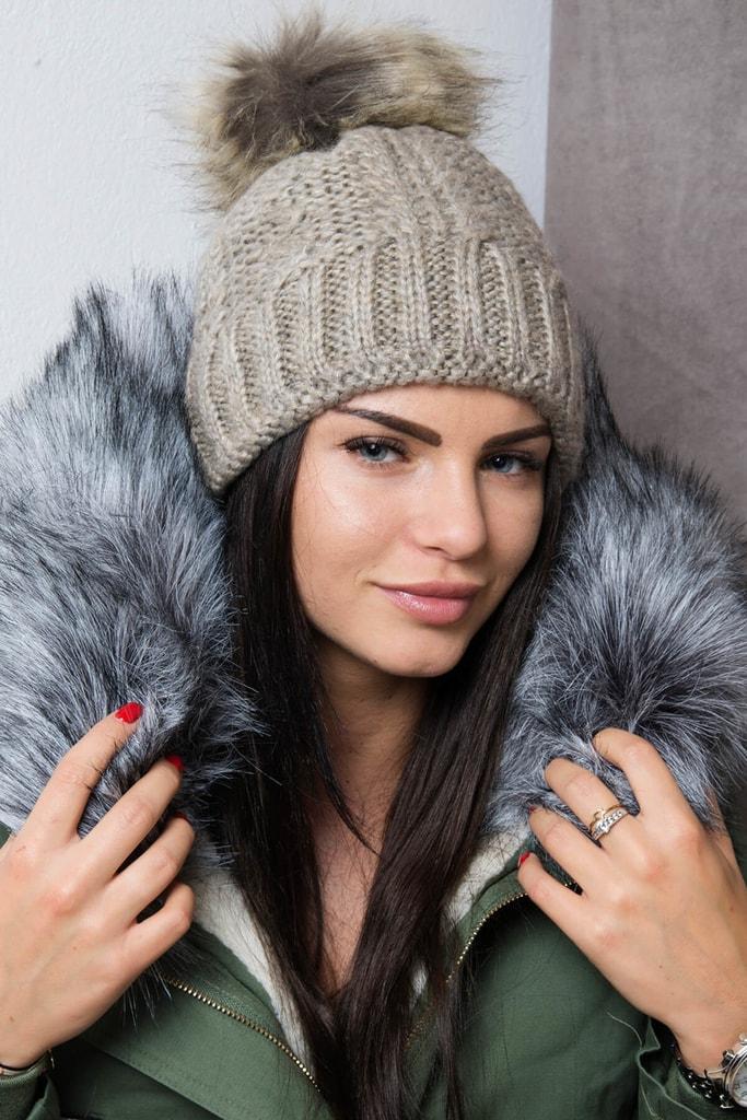 Kesi Dámská zimní čepice