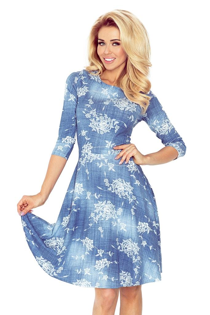 Numoco Dámské elegantní šaty