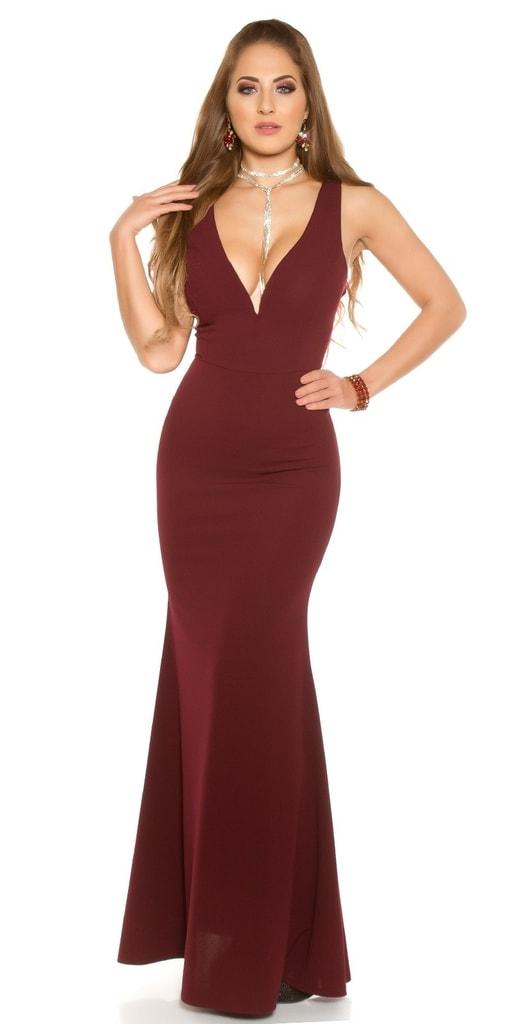 Koucla Sexy dlouhé dámské šaty