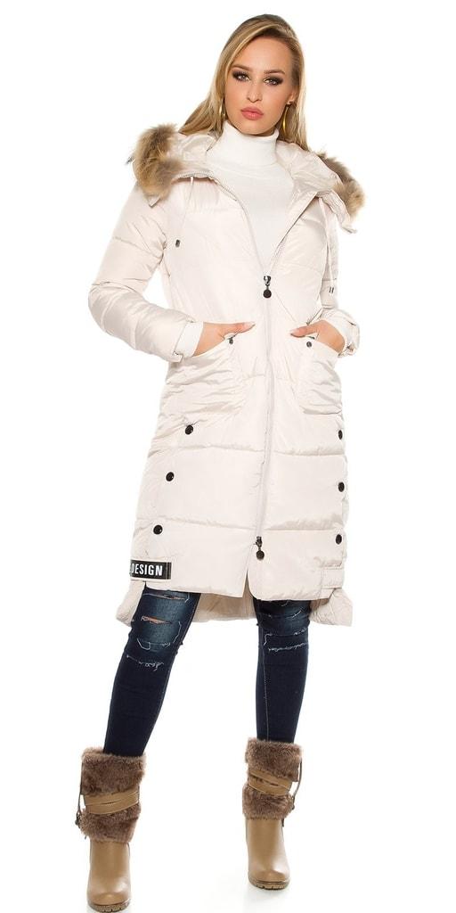 Koucla Dámský zimní kabát