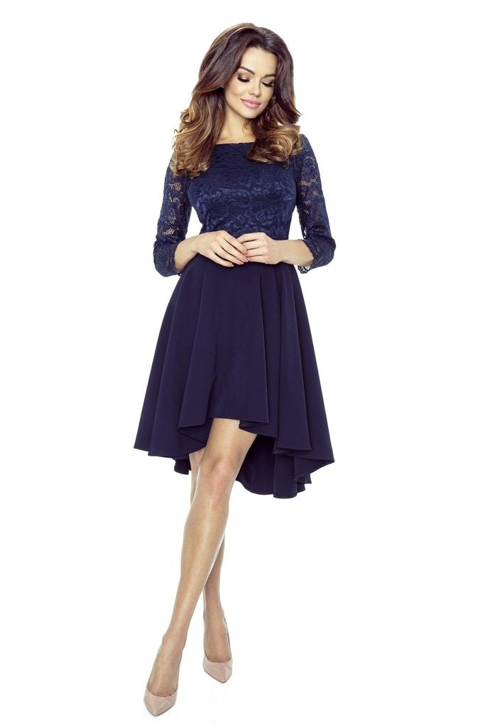 9613cf474e5 Bergamo Dámské krajkové šaty