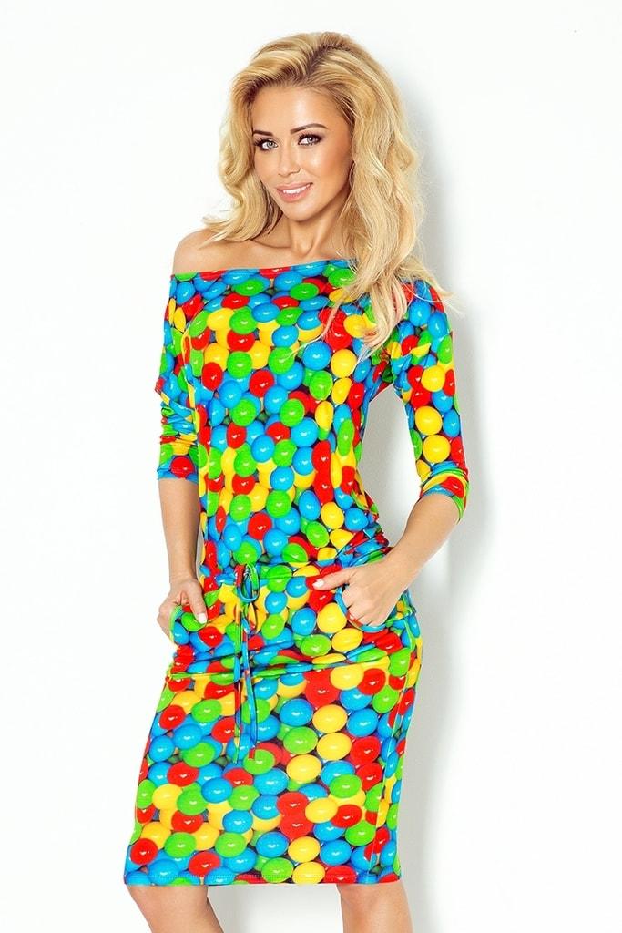 Numoco Dámské letní šaty 13-48