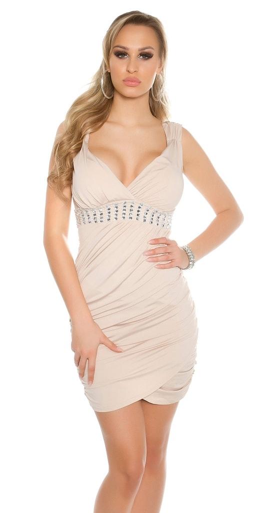 Koucla Večerní dámské šaty