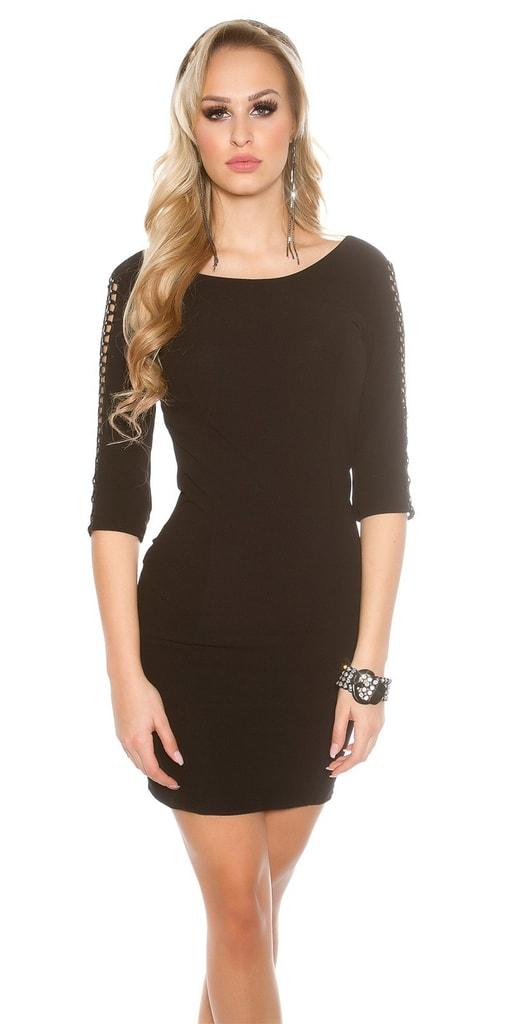 Koucla Pouzdrové dámské šaty