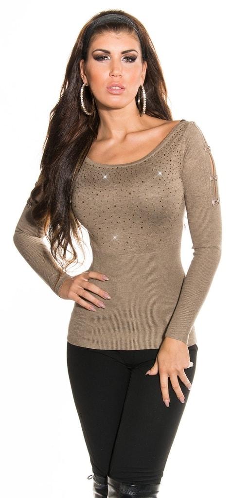 Koucla Elegantní dámské svetry