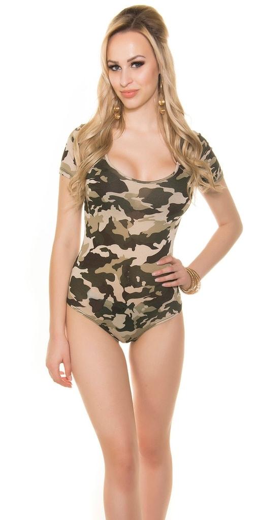 Koucla Army dámské body