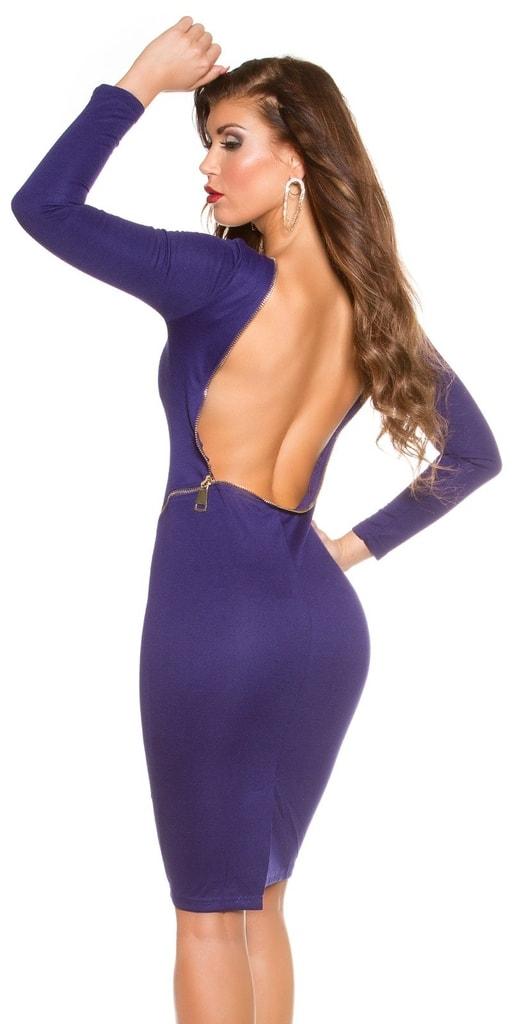 Koucla Dámské šaty do společnosti