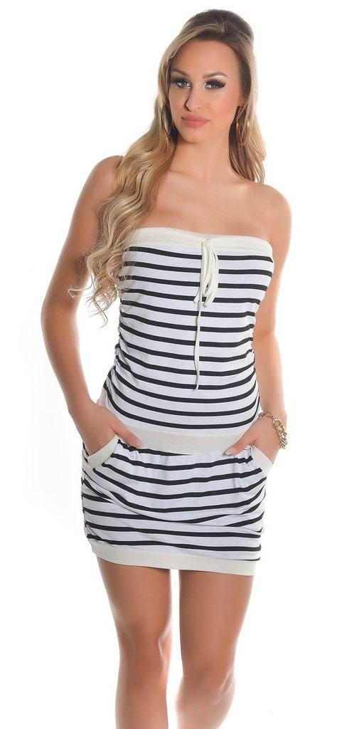 Koucla Plážové dámské šaty