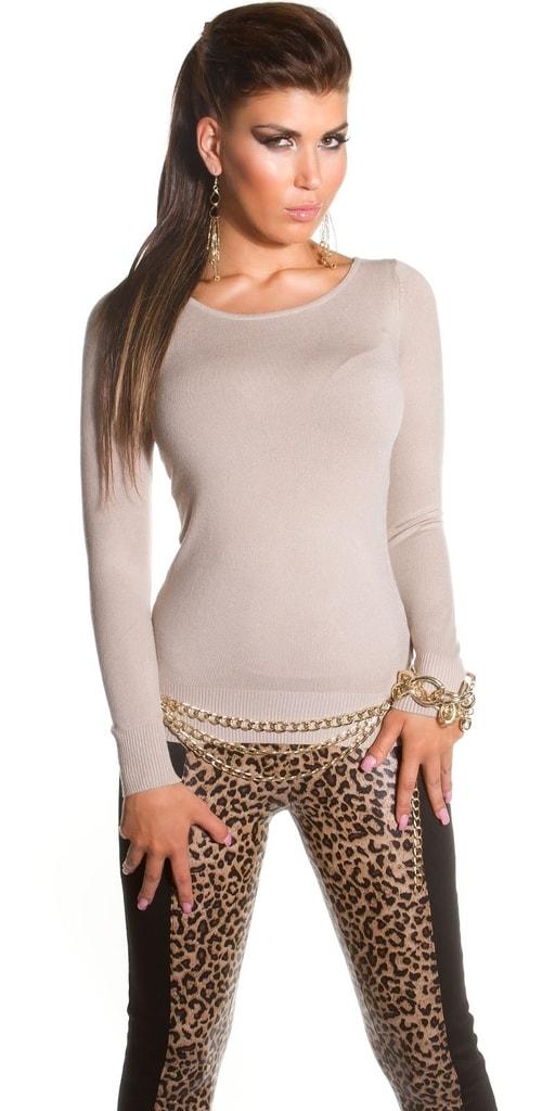Koucla Dámský elegantní svetr