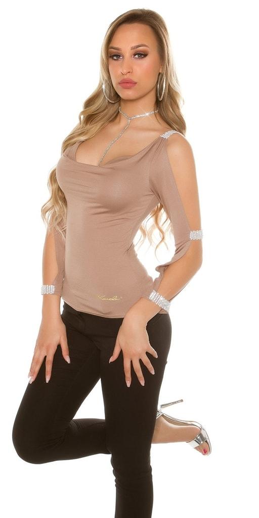 Koucla Elegantní dámské tričko