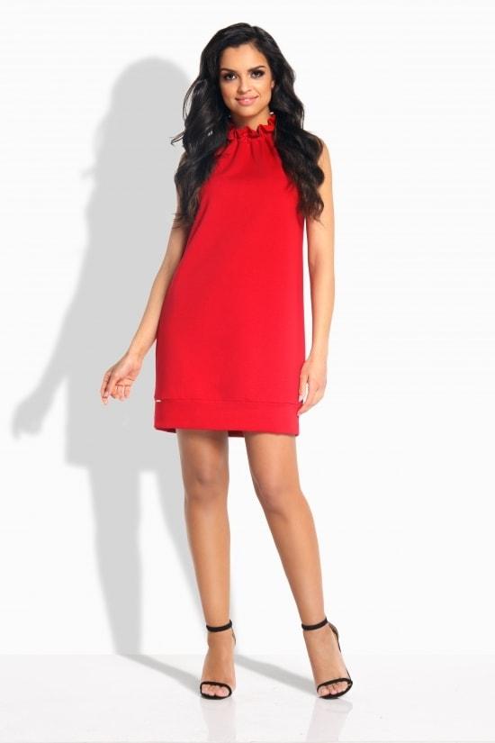 Lemoniade Dámské šaty červené