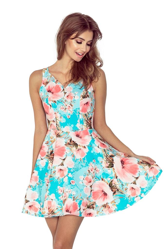 morimia Letní dámské šaty