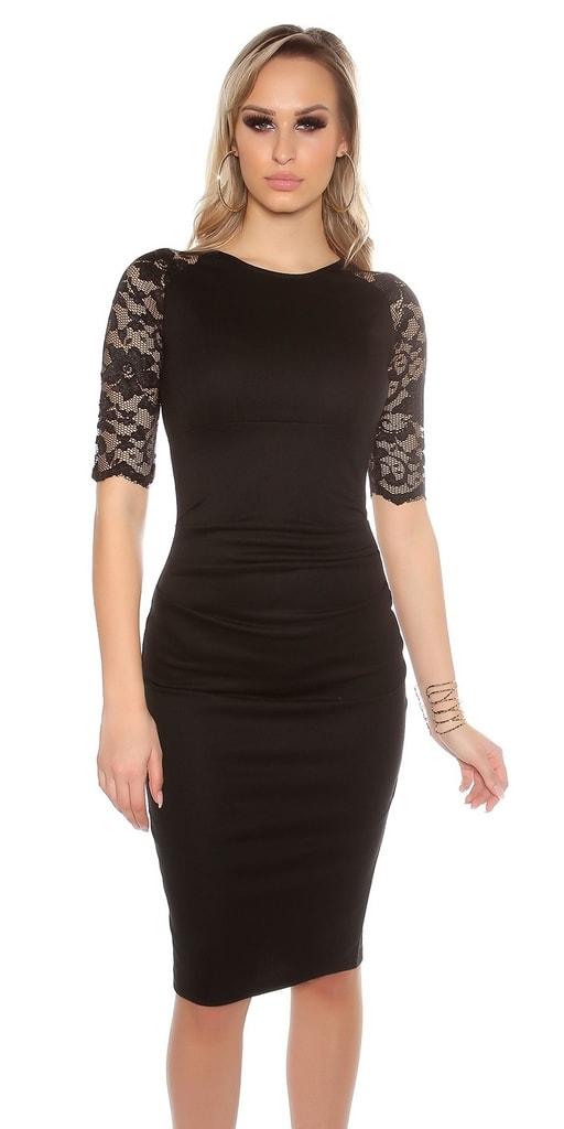 Koucla Pouzdrové šaty
