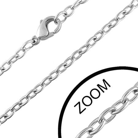 DAMSON Řetízek z oceli 3mm/60cm