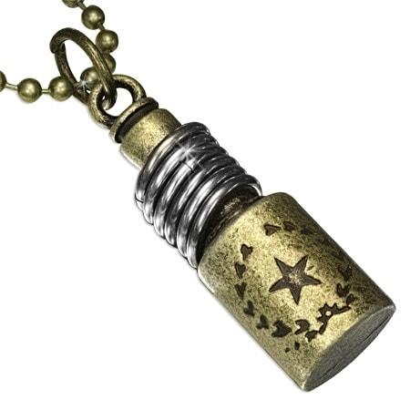 DAMSON Ocelové pánské náhrdelníky