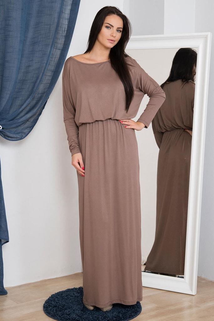 Kesi Dámské dlouhé šaty