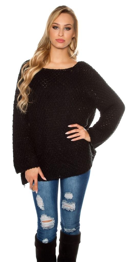 Koucla Dámské pulovry s mohérem
