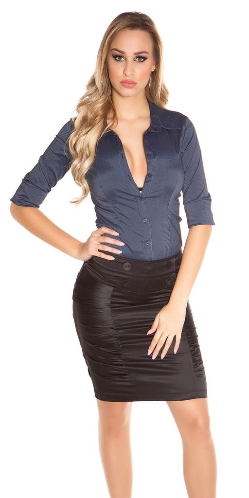 Koucla Dámská elegantní sukně