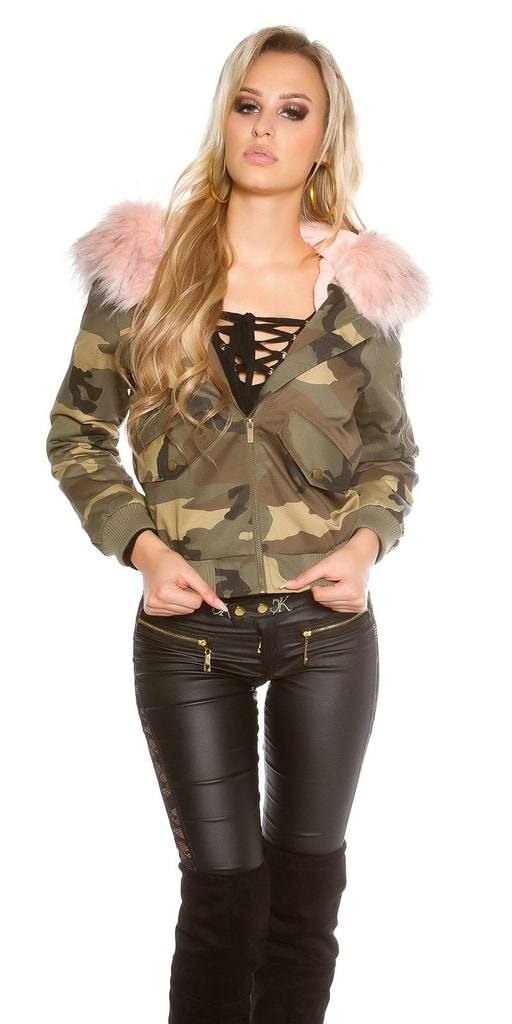 Koucla Zimní bunda dámská