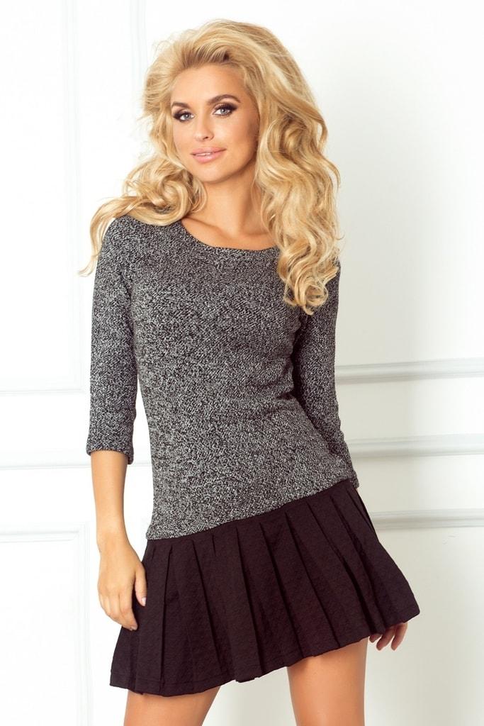 Numoco Podzimní dámské šaty 73-1