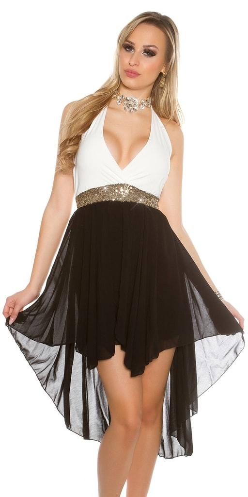 Koucla Plesové šaty krátké