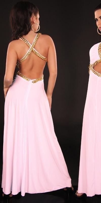 Elegantní šaty dámské - II. jakost