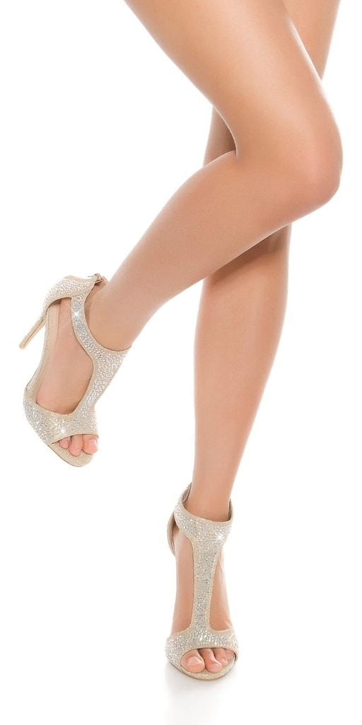 Koucla Dámské sandálky