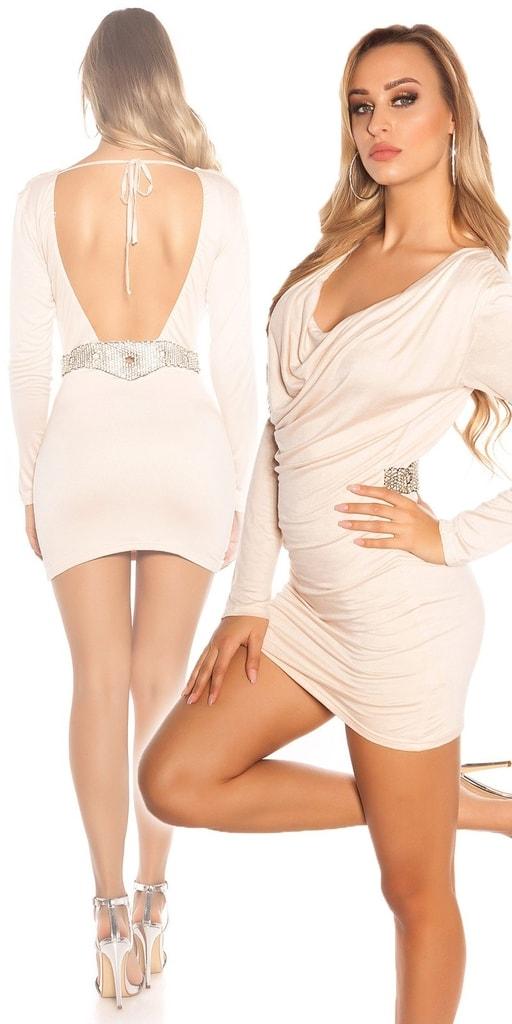 Koucla Dámské sexy šaty