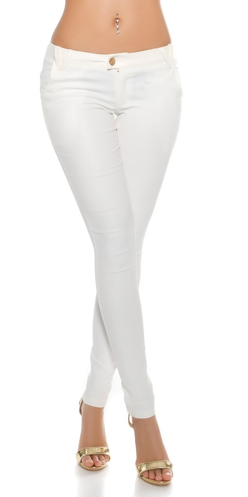 Koucla Dámské trendy kalhoty