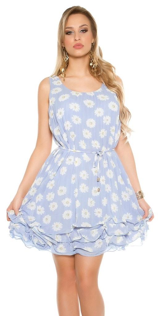 Koucla Romantické letní šaty