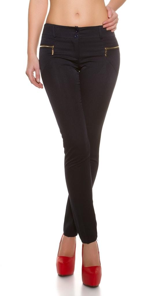 Koucla Elegantní dámské kalhoty