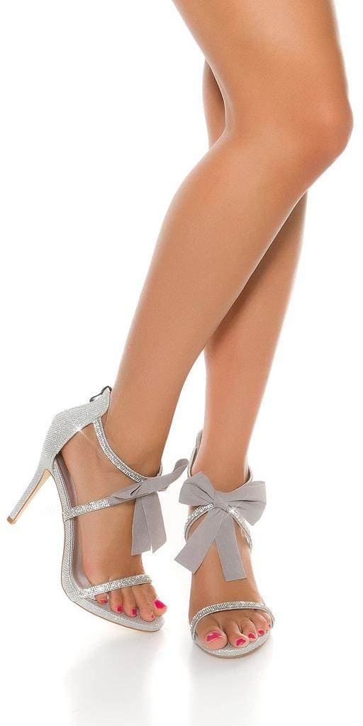 Koucla Dámské společenské sandálky