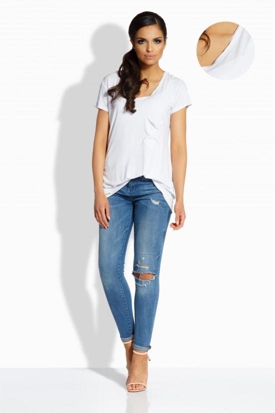 Lemoniade Bílé dámské tričko
