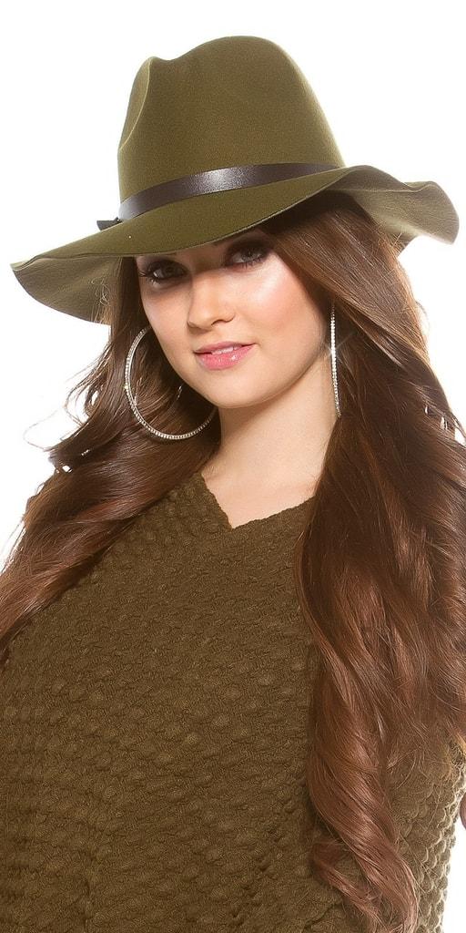 Koucla Trendy dámský klobouk
