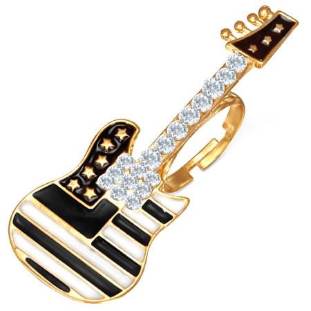 DAMSON Prsten - basová kytara