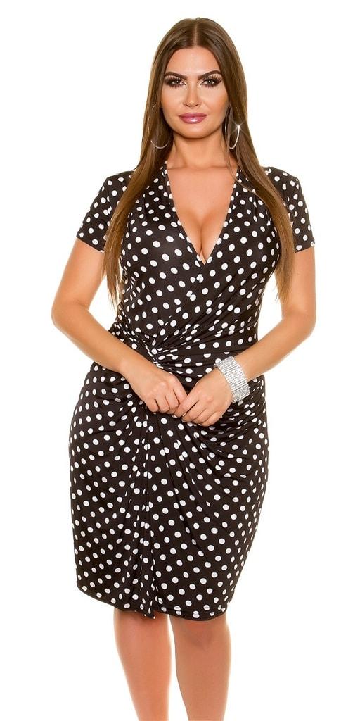 Koucla Zavinovací dámské šaty