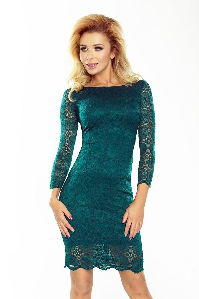 Numoco Krajkové dámské šaty 180-2
