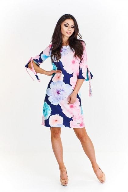 Elegantné dámske šaty - Ptakmoda - Krátke letné šaty - vasa-moda.sk ed511f63320