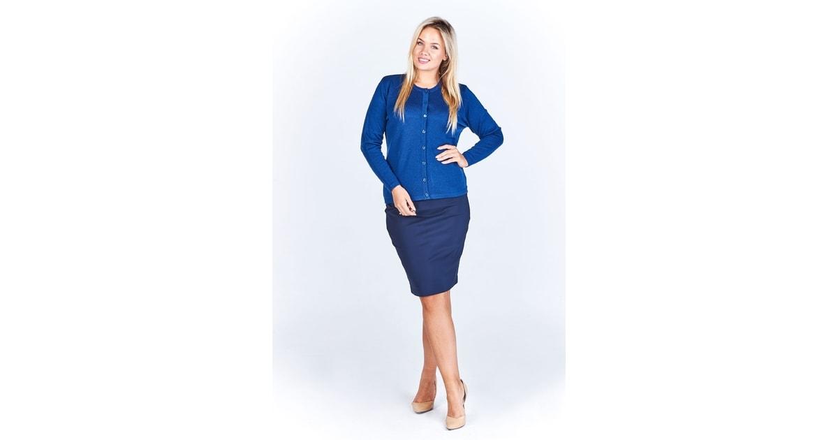 Krátký dámský svetr - Ptakmoda - Cardigany dámské - i-moda.cz 25b273c7f5