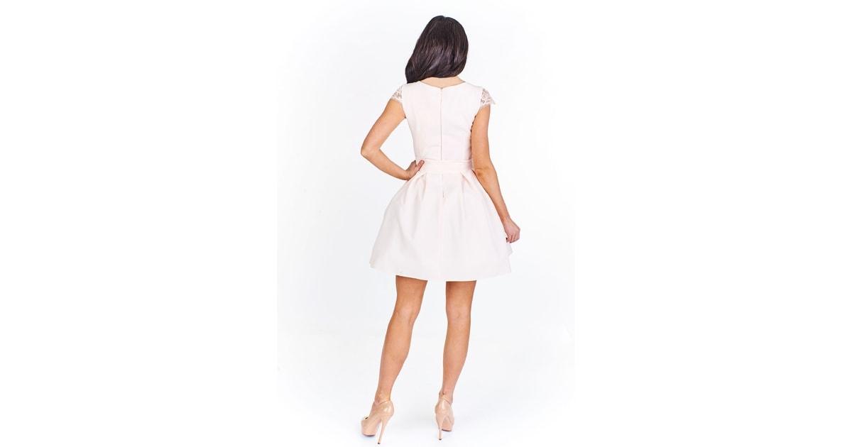 50f61af390b0 Dámské elegantní šaty - Ptakmoda - Skater šaty - i-moda.cz