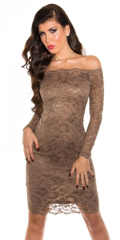 d858f3ce354 Krajkové společenské šaty - Koucla - Večerní šaty a koktejlové šaty - i ...