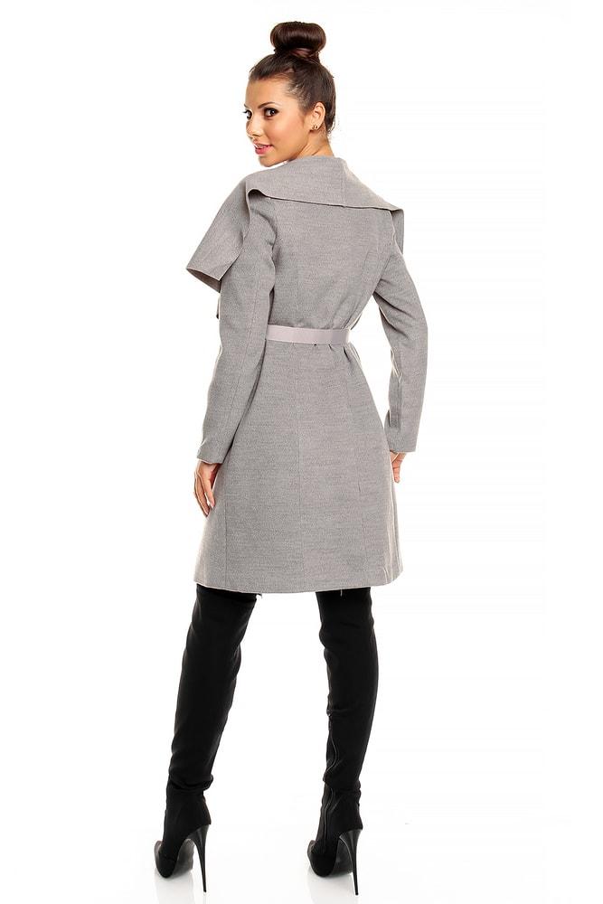 Dámsky jesenný kabát - EU - Dámske kabáty jesenné - vasa-moda.sk 16d73df6285