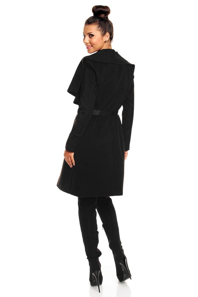 Jesenný kabát dámsky - EU - Dámske kabáty jesenné - vasa-moda.sk f127c1ef02c