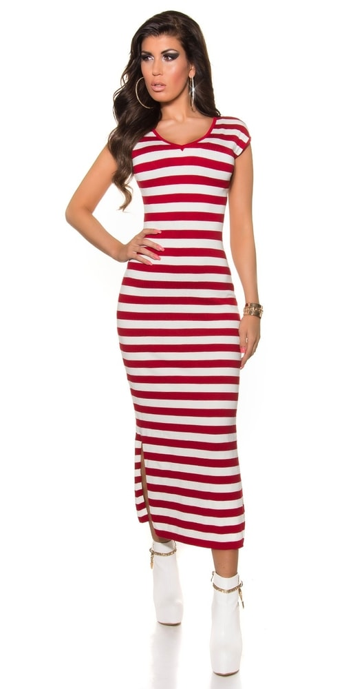 Maxi úpletové šaty - Koucla - Úpletové šaty - vasa-moda.sk ffc399c2c6