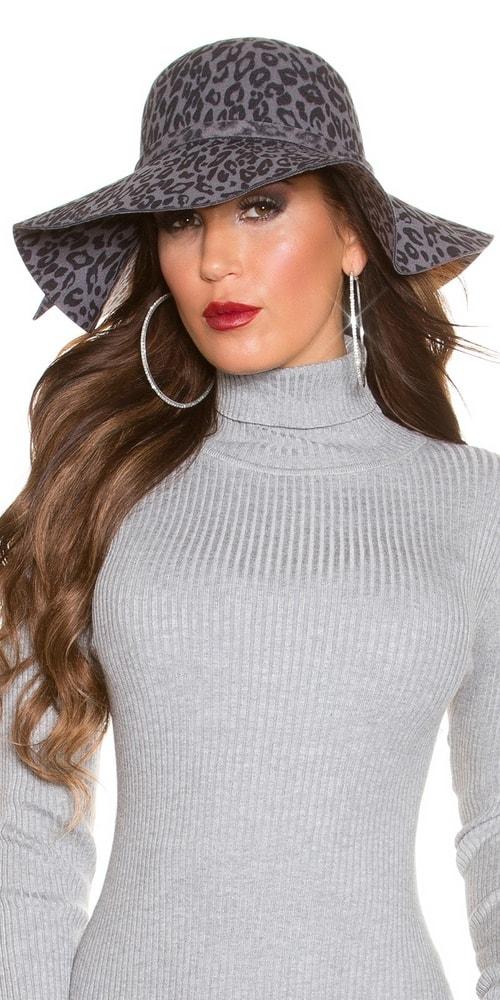 Trendy dámske klobúky Koucla in-ce001gr