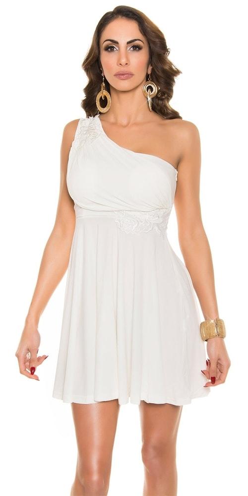 7bb16c18d42a Krátke plesové šaty - L Koucla in-sat1204cr