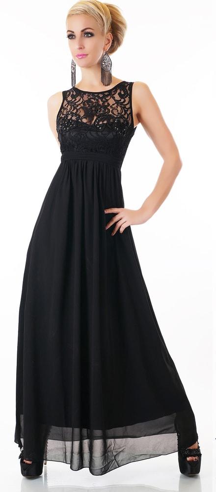 e366a1174de0 Dlhé dámske šaty - EU - Večerné šaty a koktejlové šaty - vasa-moda.sk