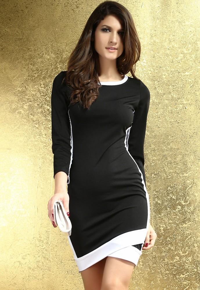 Dámské šaty SLIM - DAMSON - Večerní šaty a koktejlové šaty - i-moda ... 689d060c1c