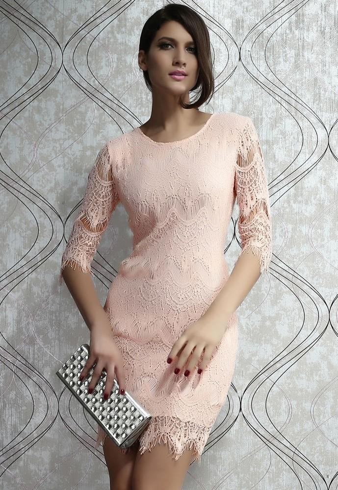 Luxusní krajkové šaty - DAMSON - Večerní šaty a koktejlové šaty - i ... 621b3395b6