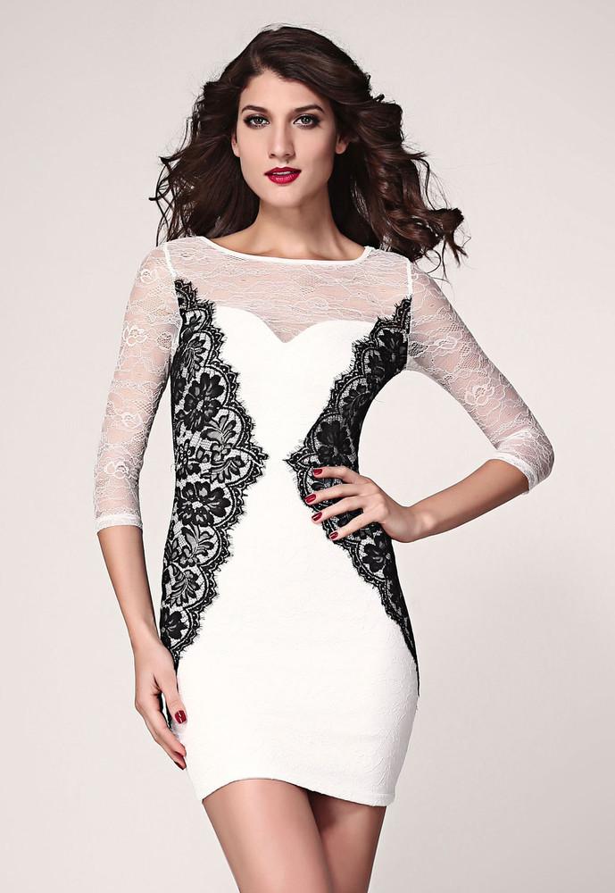 f90bce61121 Elegantní dámské šaty - DAMSON - Večerní šaty a koktejlové šaty - i ...